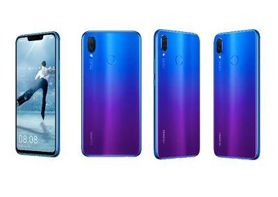 Huawei P Smart+: el notch llega a la gama media de Huawei