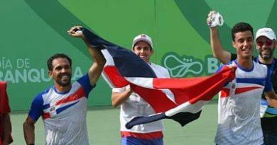 Con sus tres de oro y 14 medallas en general, República Dominicana supera labor de Veracruz, 2014