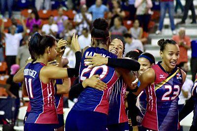 Las Reinas del Caribe se quedan con la plata en Copa Panamericana de Voleibol