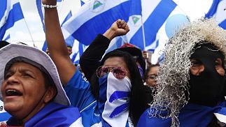 Oposición de Nicaragua pospone marcha y anuncia paro nacional para el 13 de julio
