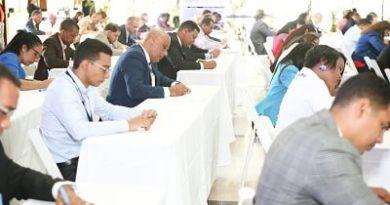 Ministerio Público evalúa procuradores y fiscales que participan para dirigir dependencias