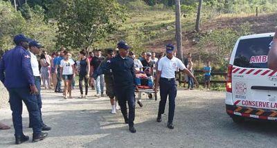 Miembro del CESTUR muere ahogado en Jarabacoa