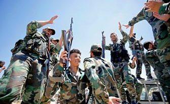 Los kurdos apuestan por Bashar Asad