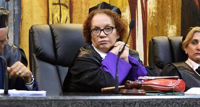 Personaje de la semana: Miriam Germán desata las avispas con su carta y el caso Odebrecht