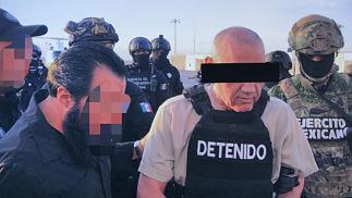 """Justicia mexicana extradita a EE.UU. al sucesor de """"El Chapo"""" Guzmán en el cartel de Sinaloa"""