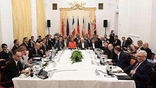 Reunión de cancilleres sobre acuerdo nuclear iraní no logra avances significativos