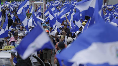 """Gobierno chileno condena uso de la violencia en Nicaragua y llama a """"reanudar los mecanismos de diálogo y acercamiento"""""""