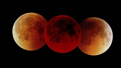 'Luna sangrienta': Llega el eclipse lunar más largo del siglo XXI