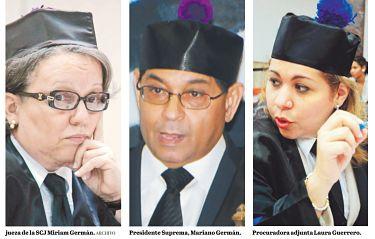 Mariano Germán advierte no acepta intromisión de Procuraduría ni juez