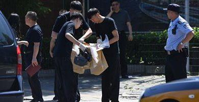 Explota un artefacto en embajada de Estados Unidos en China