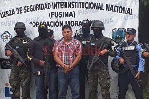 Cayó en Honduras un narcotraficante con pedido de extradición de EEUU