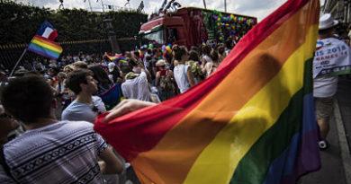 Policía turca impide Marcha del Orgullo Gay en Estambul