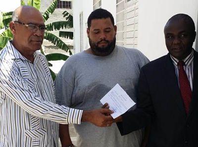 Autoridades haitianas liberan dominicano detenido en ese país