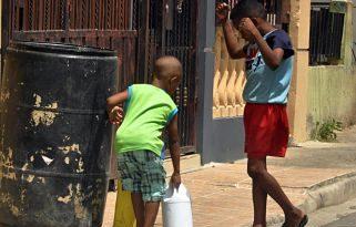 Advierten falta agua generaría protestas