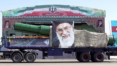 """Stoltenberg: """"La OTAN está preocupada por el programa de misiles de Irán"""""""