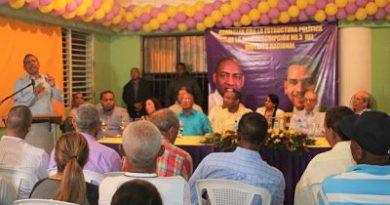 Radhamés Segura afirma alejarse del boschismo podría destruir al PLD