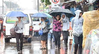 Vaguada causará aguaceros en horas de la tarde; calor continúa