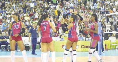 Voleibol femenino es carta de oro entre los deportes de conjunto del país