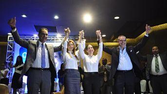 Abinader informa promoverá Coalición por el Cambio que unifique fuerzas para superar modelo del PLD
