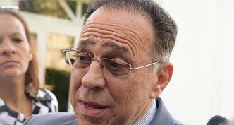 """Celso Marranzini le pregunta a Amarante Baret si cuando fue ministro de Interior """"no había haitianos que deportar"""""""