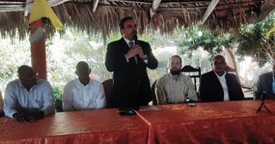 Elías Wessin Chávez cuestiona aprestos reeleccionista y critica abandono Región Sur