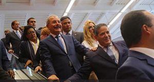 ¿Están los funcionarios de Danilo Medina montando su reelección?