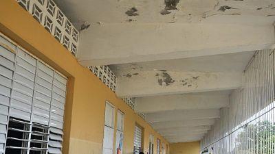 Exigen reparación escuelas para iniciar clases