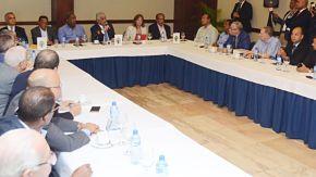 PRD forma comisión para la convención y reforma estatuto