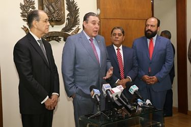 PRSC dice hay que ajustarse a nueva Ley de Partidos