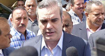 """Abinader considera reelección sería """"fatal"""" para República Dominicana"""