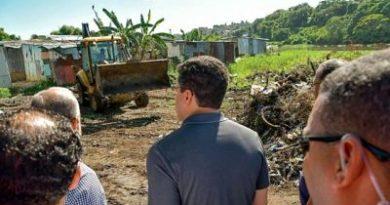 Alcaldía realiza amplio operativo de limpieza en sectores de la capital