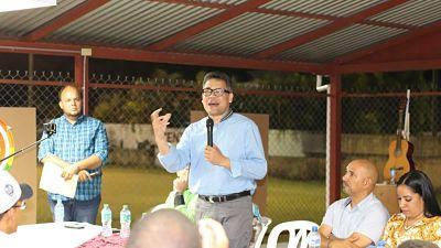 Carlos Peña dará mensaje a la nación