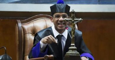 Juez Francisco Ortega dispone receso de audiencia del caso Odebrecht