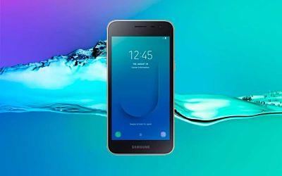 Galaxy J2 Core es el primer móvil Android Go de Samsung