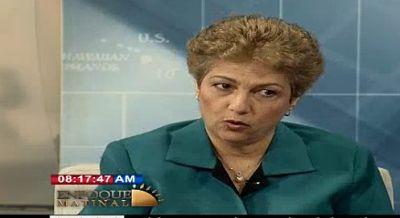 Rosario Espinal: si el PRM no muestra solidez, no podrá jugar en el 2020