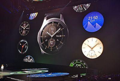 Samsung Galaxy Watch, el nuevo reloj inteligente de Samsung