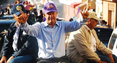Leonel sale desde mañana tras la candidatura por cuarta ocasión en el PLD