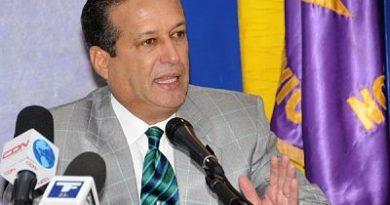 Pared Pérez reitera convocatoria Comité Político para el lunes