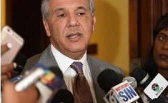 """Peralta sobre reelección: """"El Presidente no está en eso"""""""