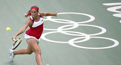 Puertorriqueña Mónica Puig a segunda ronda de torneo WTA de New Haven