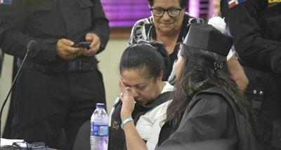 Renuevan por tres meses más prisión preventiva contra Marlin Martínez
