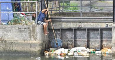 Inician el rescate de ríos y cañadas en sectores de Santiago