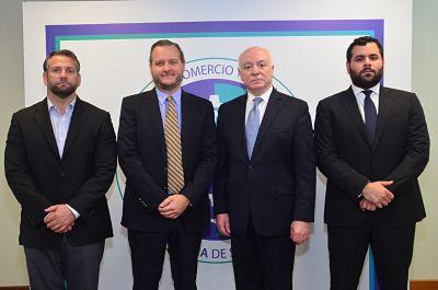 Cámara de Comercio y Producción de la Provincia Santo Domingo elige nueva Junta Directiva