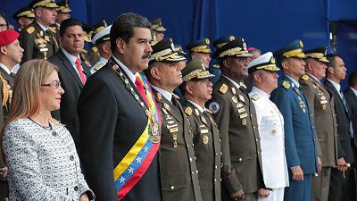 """Moscú: """"Condenamos enérgicamente el atentado fallido contra Maduro"""""""