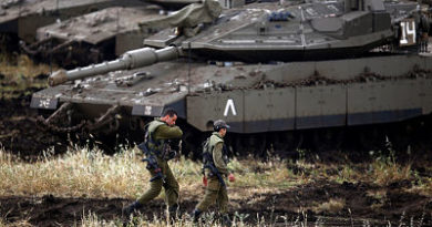 "Netanyahu: ""Irán se enfrentará a todas las ramas militares de Israel si bloquea el mar Rojo"""