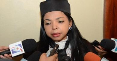 Fiscal del DN, Yeni Berenice Reynoso, advierte someterá a la justicia los alguaciles y a todos aquellos que realicen embargo y desalojo de forma irregular.