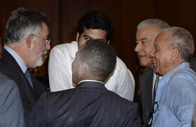 Juez Francisco Ortega dispuso entrega de pruebas a acusados caso Odebrecht