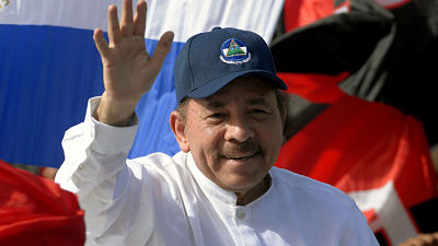 Ortega propone recorte presupuestario en medio de crisis de Nicaragua
