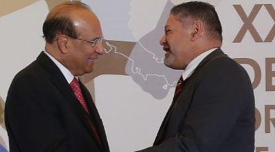 JCE asume presidencia de asociación electoral