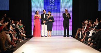 Ministerio Público promueve inclusión social de grupos vulnerables en desfile de moda